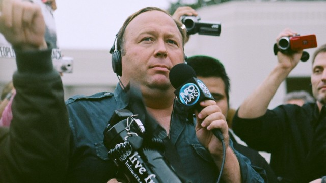 The media coverage of the Alex Jones-Sandy Hook lawsuits