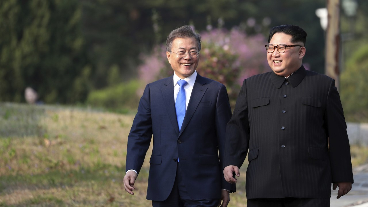 The Kim-Moon meeting: Comparing US and Korean media coverage