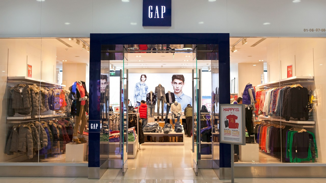 Gap apologizes for selling T-shirts with 'incorrect' China map
