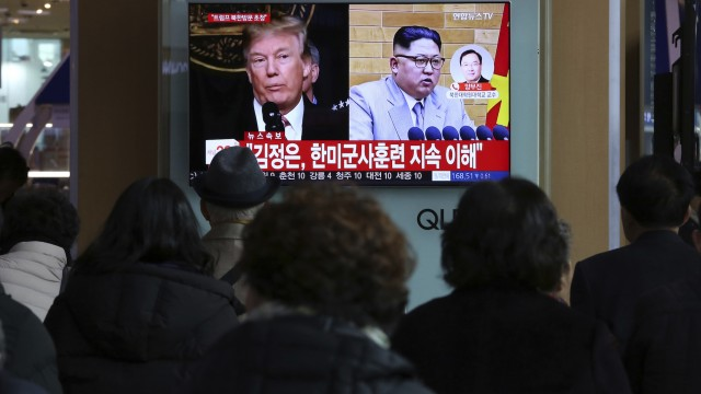 A look at the spin in the recent North Korea coverage