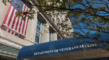 Trump nominates Robert Wilkie to head VA