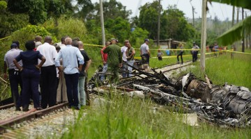 110 killed in Boeing 737 crash after take off in Cuba (Update)