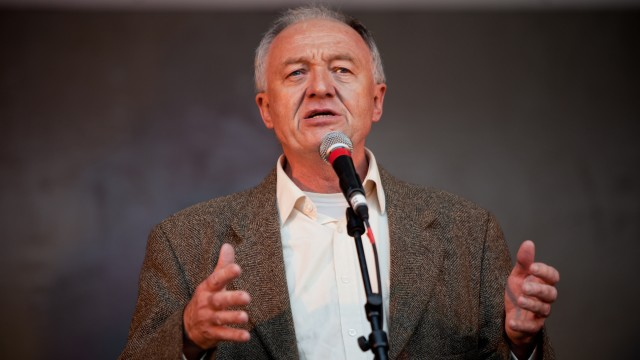 British former MP Ken Livingstone announces resignation from Labour party