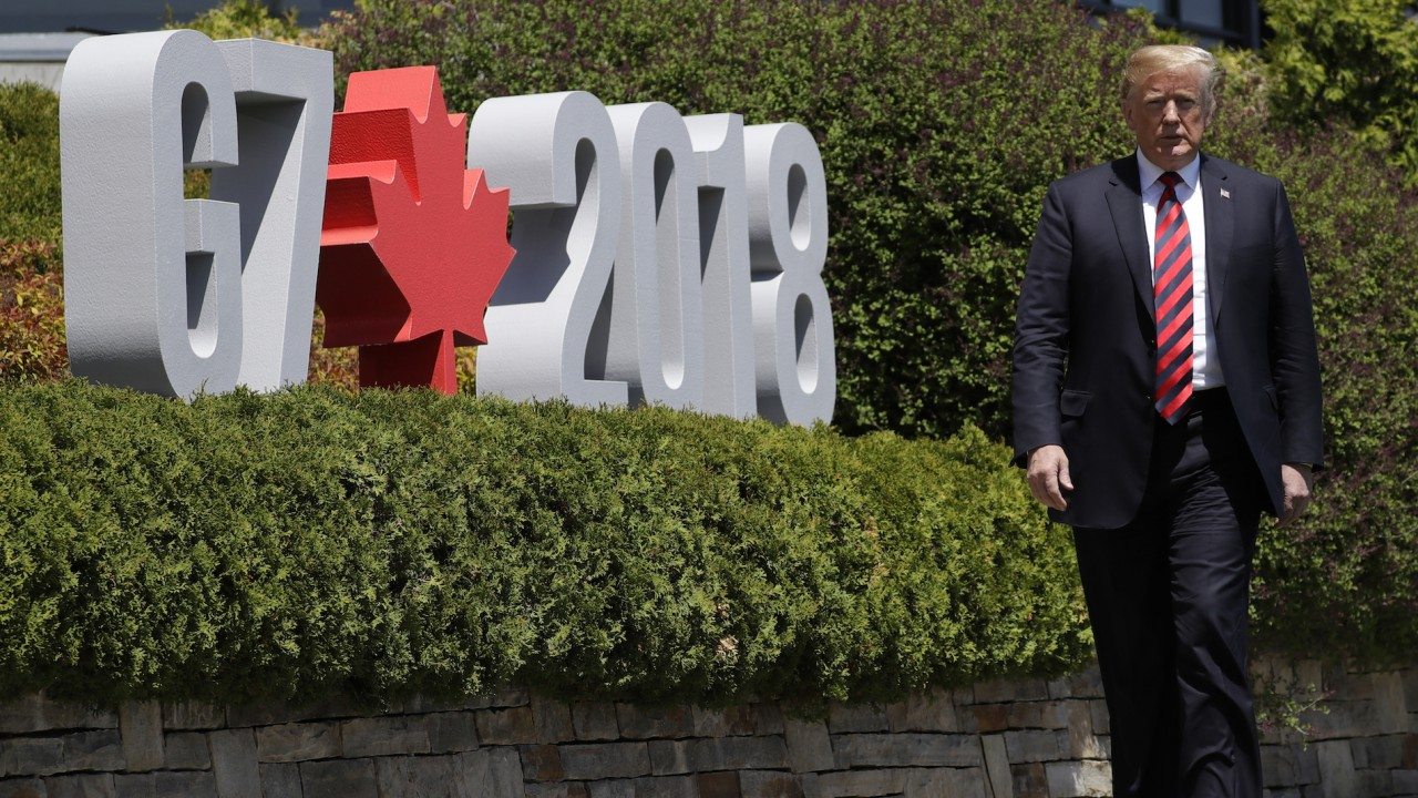 As G7 summit begins Russia's Putin meet China's Xi