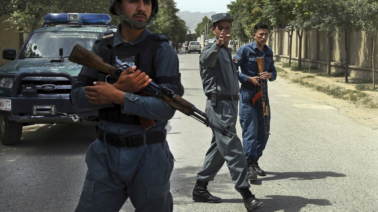 13 dead, 31 injured in Afghanistan suicide bomb attack