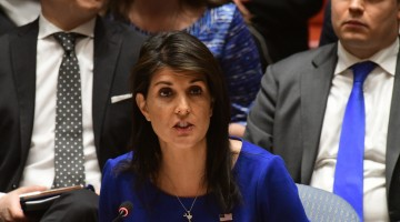 US announces withdrawal from UN Human Rights Council
