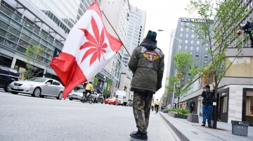 Canadian Senate votes to legalize recreational cannabis
