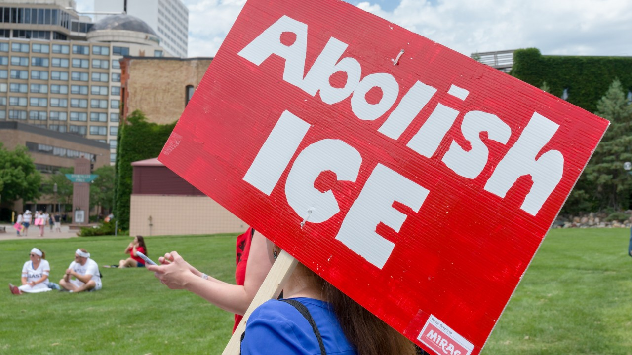 Compounding distortions in the coverage of the calls to abolish ICE