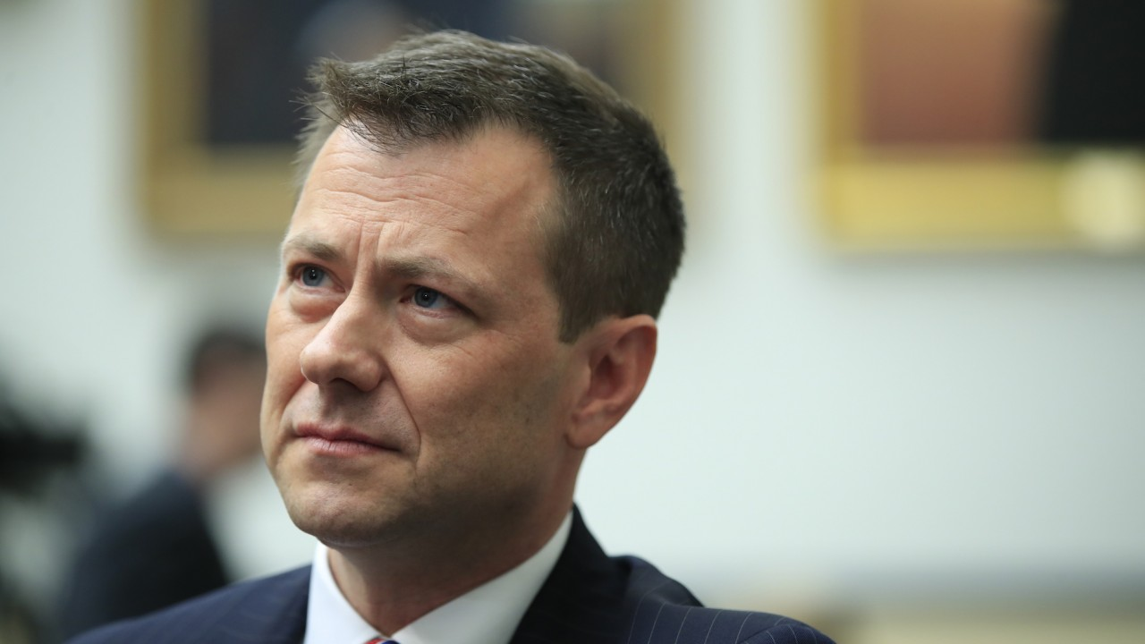 How the media sensationalized Strzok's House hearing